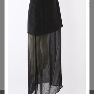 Bcbg skirt size S